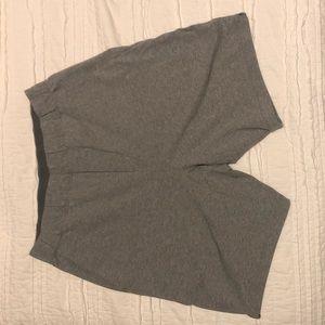 Lululemon Sweat Shorts